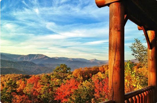 The Color is Coming! - Blog White Oak Lodge & Resort