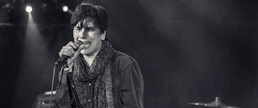 Mr Big's Eric Martin Returns Home To Long Island, NY 2-5-16