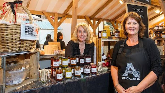 NoShortcuts Chutney range available at Edesia Farmers Market