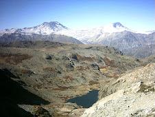 Ascensión al Cerro El Peine, nuestro patio trasero