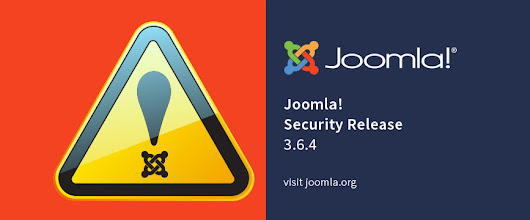 Joomla! 3.6.4 - Important Security Announcement - Patch Available Soon