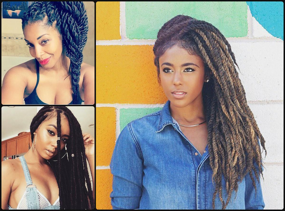 Hair Extensions Amp Black Women Braids 2016 Long Hairstyles