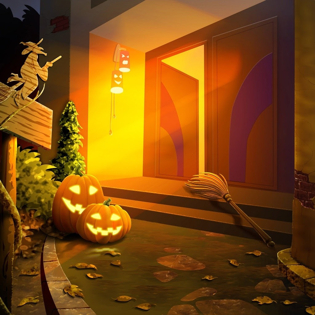 Top Halloween Wallpapers For Iphone Ipa Ipad壁紙