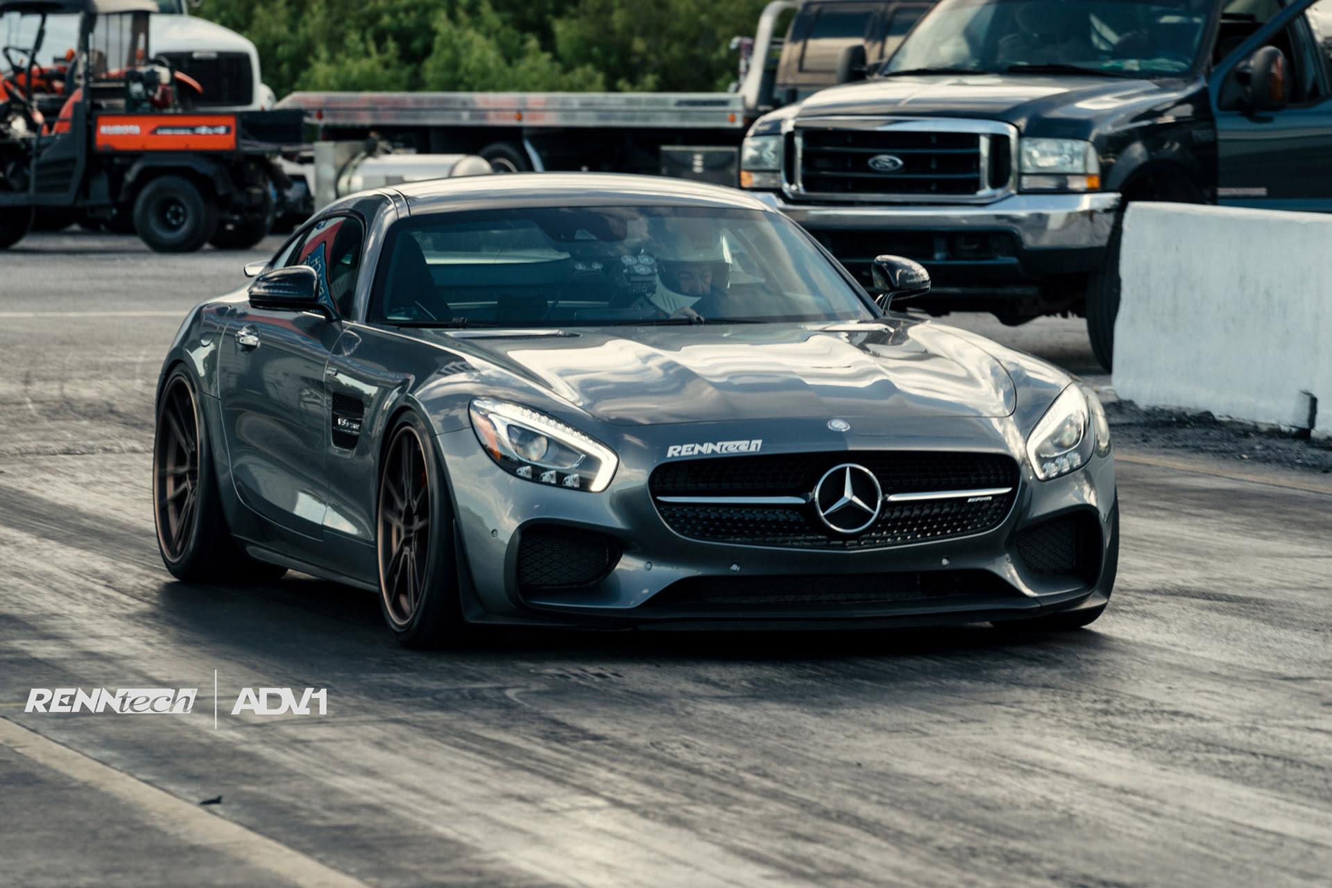 America's Renntech Builds World's First 10-Second Mercedes ...