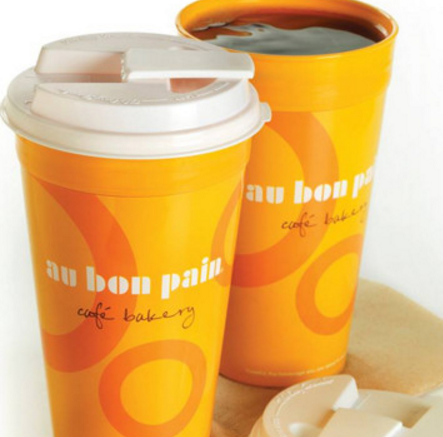 Free Travel Mug from Au Bon