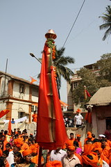 Shiv Sena Bandra Bazar Road Gudi Padwa Celebrations 2012 by firoze shakir photographerno1