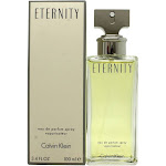 Calvin Klein Eternity Eau De Parfum Spray Women - 3.4 fl oz bottle