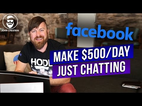 How to earn money from Facebook 2020 for beginners