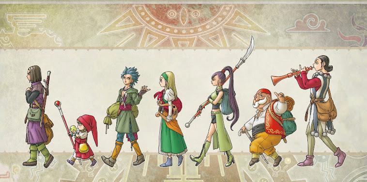 Dragon Quest Wallpaper