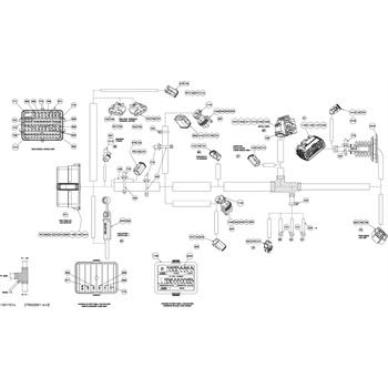 278002874 Sea Doo Wiring Harness Adeptpowersports