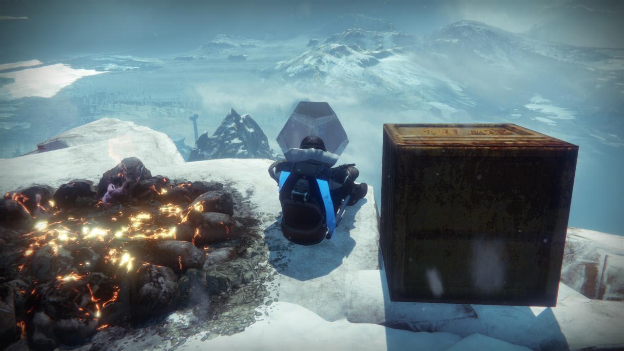 Destiny The Dawning Felwinter Peak Whats On Iron Temple
