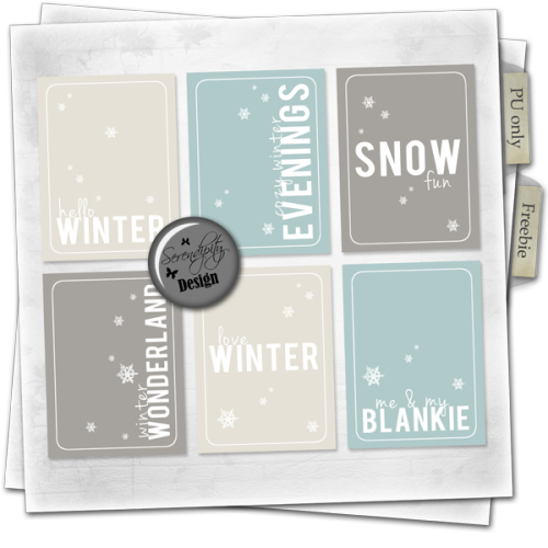Luvly's Winter Freebies Collection