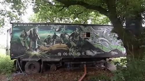 Fragile Silence Glastonbury Truck 3 copy