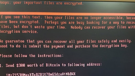 Global ransomware attack causes turmoil - BBC News