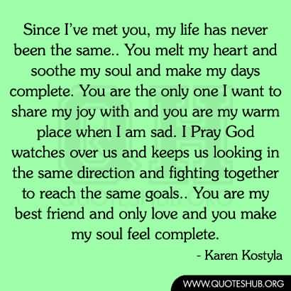 I Need You In My Life Quotes 05 Quotesbae