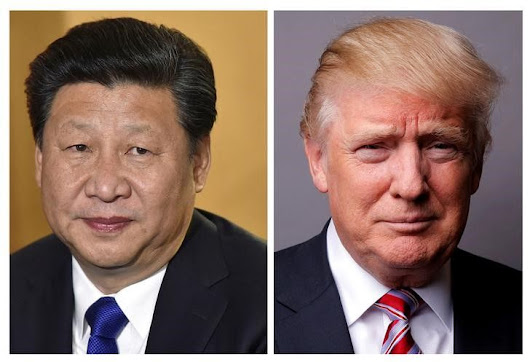 Ahead of his meeting with Xi Jinping, Donald Trump is now losing the popularity battle to China among Americans