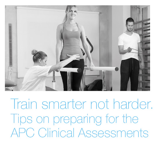 Tips on preparing for the APC Clinical Assessments