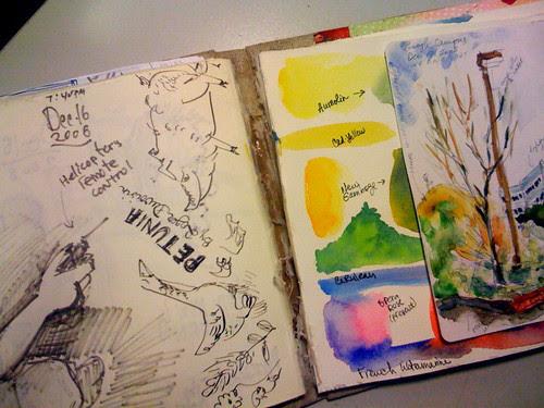 Sketchbook #26: Problem!