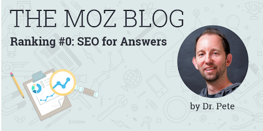 Ranking #0: SEO for Answers