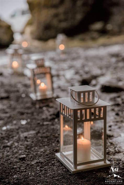 Iceland Wedding Rentals for Ceremony and Reception Details