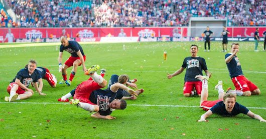 We're Here! RB Leipzig's Rise to Bundesliga Isn't Welcomed by All