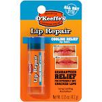 O'Keeffes Lip Balm, Lip Repair, Cooling Relief - 0.15 oz