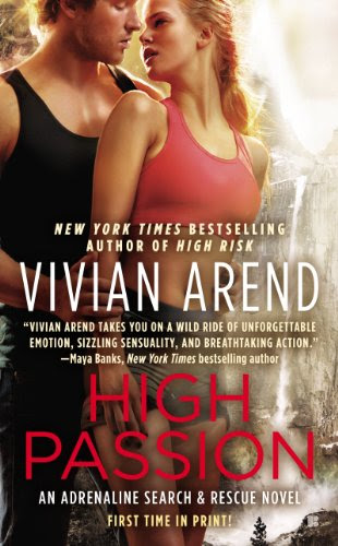 High Passion (Adrenaline Search & Rescue) by Vivian Arend