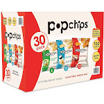 popchips Classic Variety Pack, 30 ct