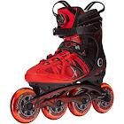 K2 Skate Men's VO2 90 Boa Inline Skates, Red/Black, 5
