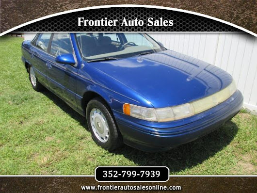 Used 1994 Mercury Sable LS for Sale in Brooksville FL 34613 Frontier Auto Sales
