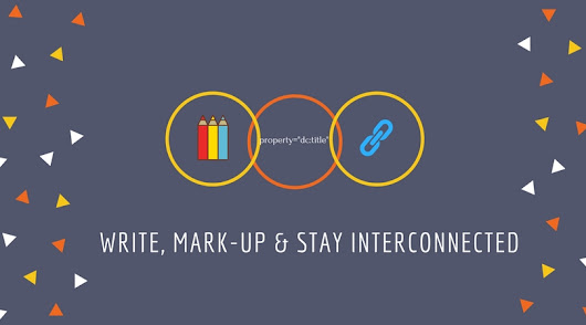 Write, Mark-up and Stay Interconnected | Teodora Petkova