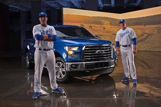 2016 Ford F-150 MVP Edition Celebrates Kansas City Royals Victory - Motor Trend
