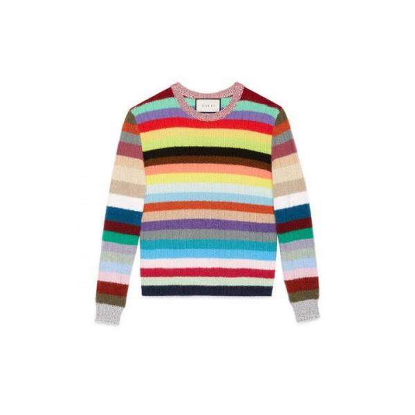 Tết 2018 đẹp rạng ngời với 16 items thời trang mang họa tiết cầu vòng - Ảnh 6.