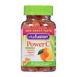 Vitafusion Power C Immune Support Gummy Vitamins Dietary Supplement, Orange, 70 Ct