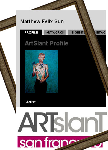 """Matthew Felix Sun"" on ArtSlant.com"