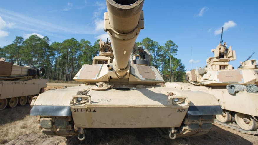 Congress Again Buys Abrams Tanks the Army Doesn't Want19480