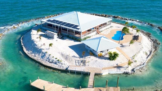 TREND ESSENCE: Hotels.com discounts private island for 'Friendsgiving'