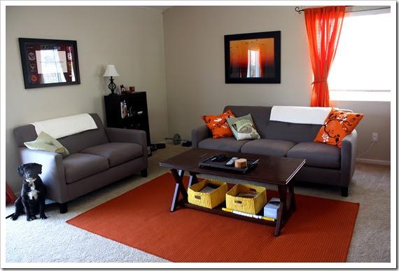 Welcome to my Living Room - Joyful Abode