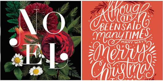 15 Best Christmas Card Ideas We're Loving for 2016