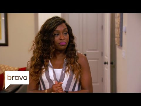 Married To Medicine: Quad And Jackie Have A Heart-To-Heart Full Opening