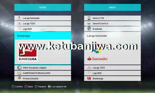 Download PES2018 Next Level Patch v1.1 All In One Full Bundesliga For PS3 CFW BLES / BLUS