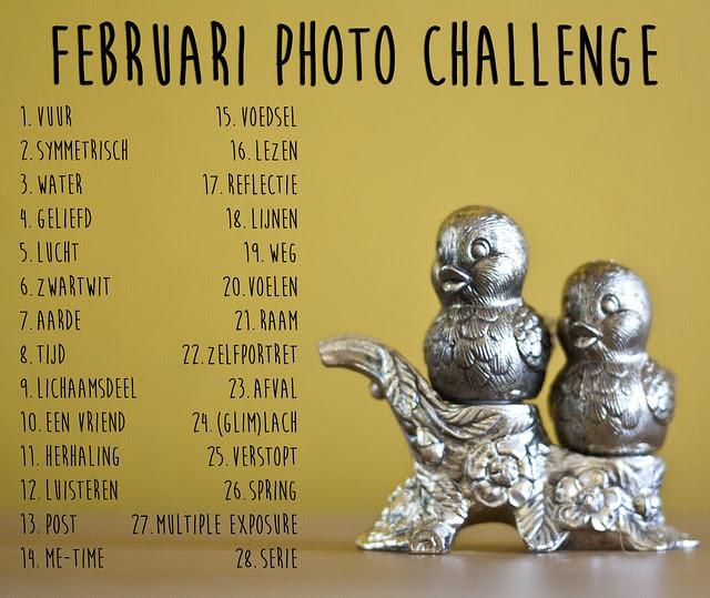February photo challenge