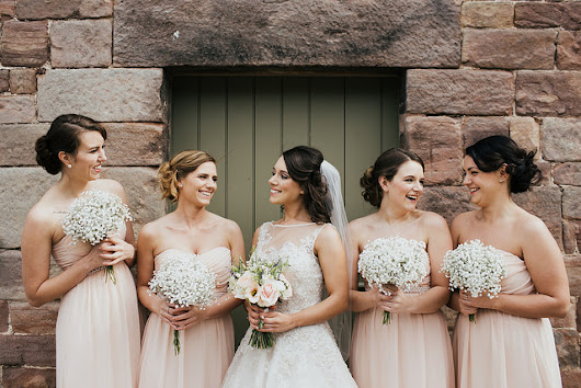 The best hairstyles for bridesmaids | Central Studio