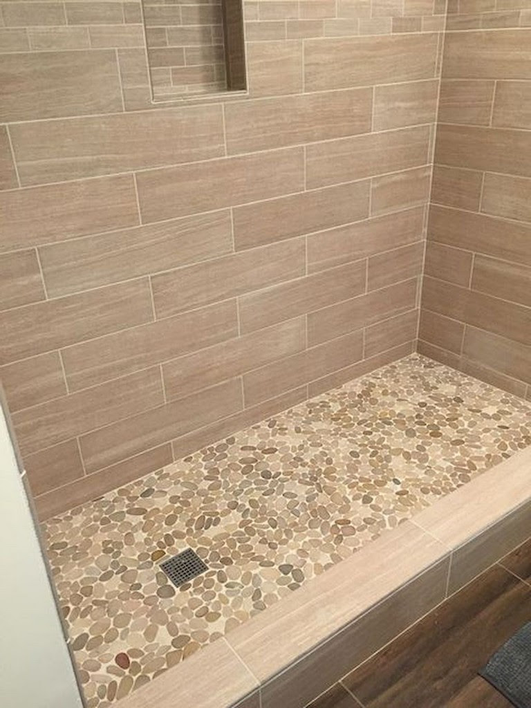 78+ Luxury Farmhouse Tile Shower Ideas Remodel - Page 4 of 76