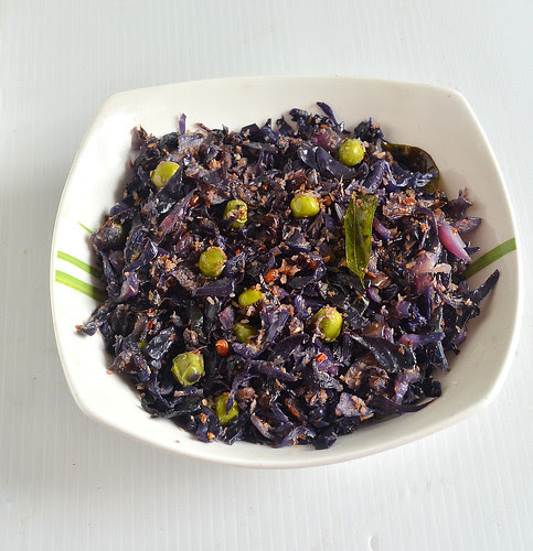 Purple cabbage indian recipes