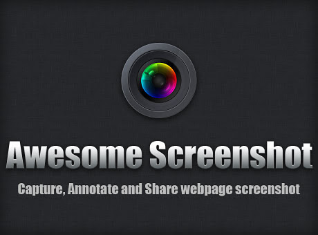 Awesome screenshot icon
