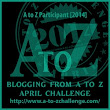 The Road We've Shared A to Z Blog Challenge
