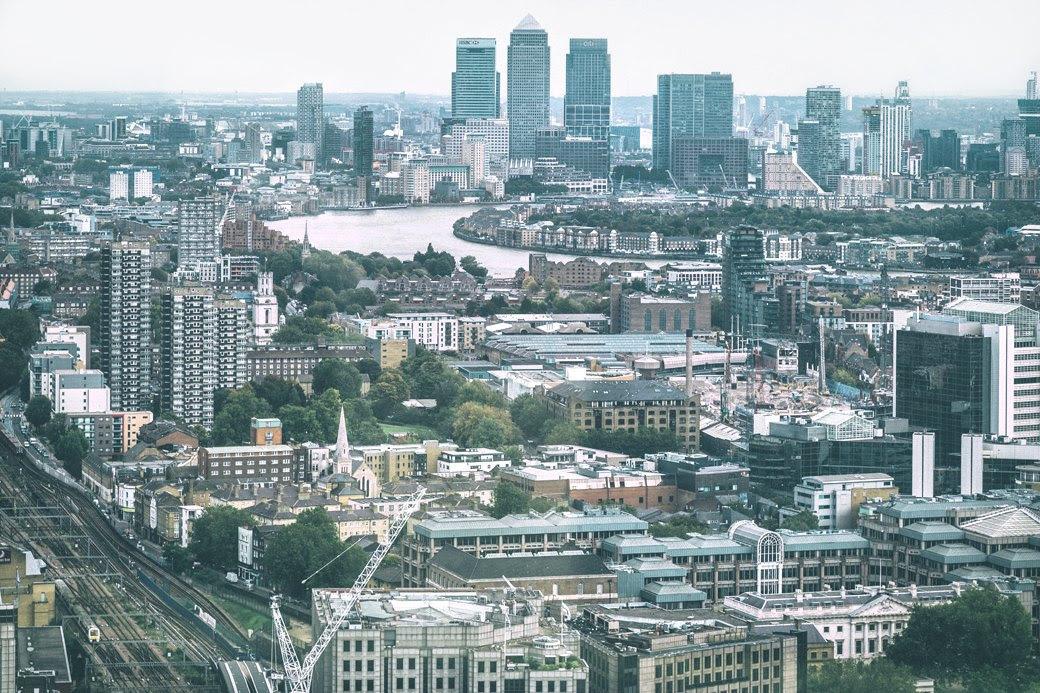 Как я переехала в Лондон по любви и нашла себя в работе . Изображение № 1.