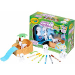 Crayola 30372810 Scribble Scrubbie Safari Animal Play Set