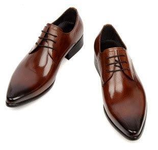 Men's leather shoes genuine leather men shoes wedding